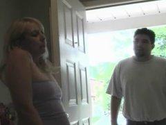 Mature Slut and Husband's Friend - Mature Couple