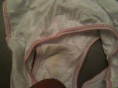 Panty jerk 2