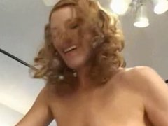 Redhead Teen Whit Nice Tits Gets Fucked