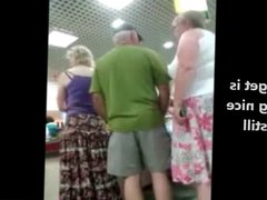 How to Upskirt a Granny 3