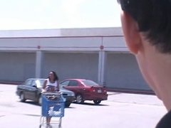 Carmen Hayes - Parking lot pick-up