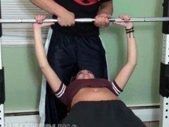 Bound upside down