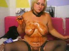 Blondie Czech In Chocolate