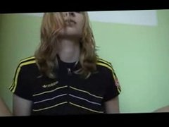 Blonde With Great Tits POV Sex