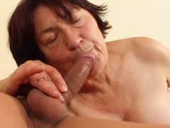 Granny Needs a Cock 02 (+ slow motion)