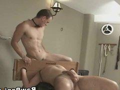 Gay Raw Papi Fuck Slavery