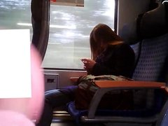Train Masturbation for a nice teen girl