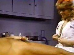 Nurse in action