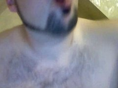 chub fat guy cum eating for djcock xx