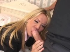 Amber Lynn rims Tom