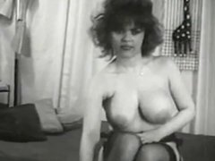 Vintage 1950's Pussy