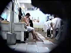 In the Russian public bath