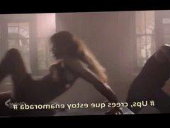 Lea Michelle sexy dance