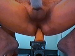 Love a BBC in my arse and mouth on my Cock