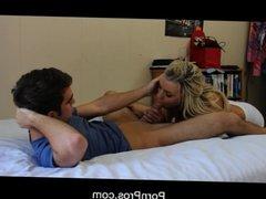 Porn Pros Sneak In Love w Cameron Dee