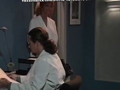 Classic theespme sex on doctor's cabinet