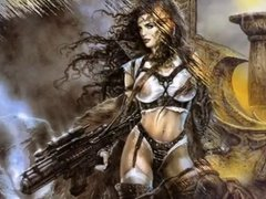 Erotic Fantasy Art 2 - Louis Royo