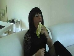 Crossdressing Oral Fun 1 of 4