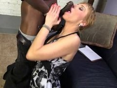 Cougar Gemma More anally creamed by BBC