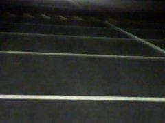 jacking in parking lot