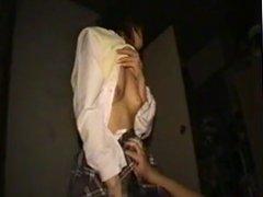 18+japanese teen censored