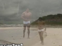 Playtime Hardcore sex on the beach