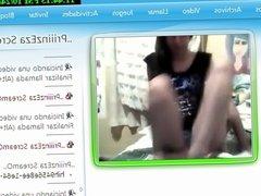 Teen on Webcam 6647