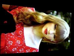 Taylor Swift Cum Tribute No. 9