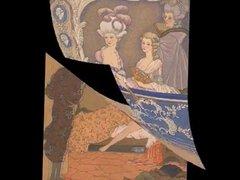 Erotic Art of George Barbier 4 - Les Liaisons Dangereuses