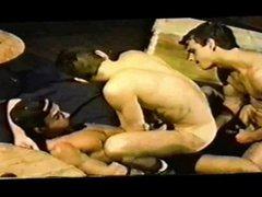 Orgy Club-Medium quality- from VHS