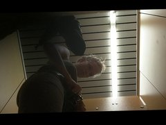 Hidden locker room teen girl 15