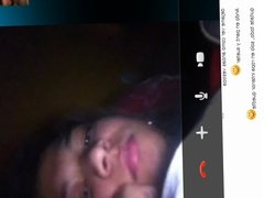 Teen On Webcam 0789