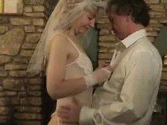 Here Cums The Bride I