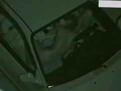Inside of dark car sex