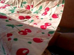 Dress in cherries.