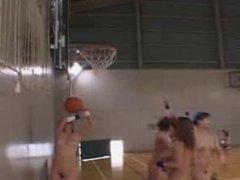 Lesbian Asian playing basketball from tata tota lesbian blog
