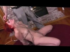 Untied Toyed And Fucked