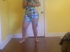 Big booty shake!