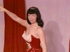 Vintage Stripper Film - B Page Teaserama clip 1