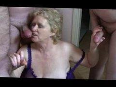 Granny plus three