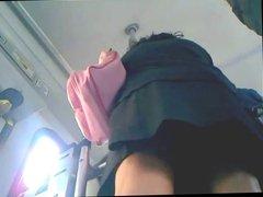 Debajo de la falda de secretaria