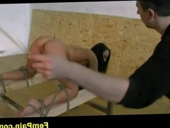 Tit whipping plus BDSM