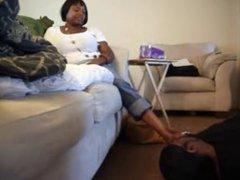 Ebony Feet Size 9