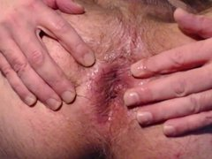 A bit of anal gape