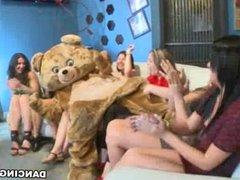 Dancing Bear - Cum Shots In The Club