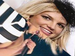 Fuck me Britney, fuck me.