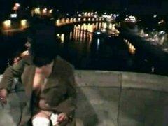 French MILF Publuc Nudity-Part 2