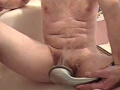 Hands Free showerhead cum