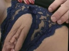 Arschaufreisser Crotchless Panties