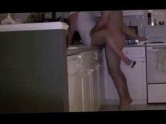 hot cheating wife on homemade high heels fuck